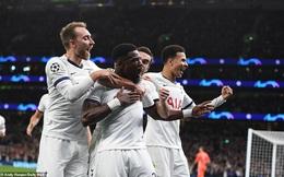 Xác định 6 đội đầu tiên lọt vào vòng 1/8 Champions League