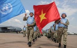 Tấm 'kim bài' thần kỳ của lính mũ nồi xanh Việt Nam tại Trung Phi