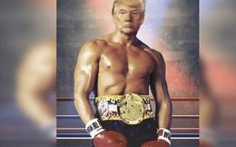 Ảnh 'chế' cởi trần khoe cơ bắp của Tổng thống Trump dậy sóng mạng xã hội