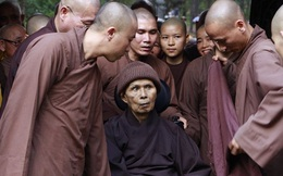 Thiền sư Thích Nhất Hạnh rời chùa Từ Hiếu sang Thái Lan tịnh dưỡng