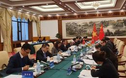 Việt Nam và Trung Quốc trao đổi thẳng thắn về vấn đề trên biển