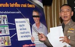 Cảnh sát Thái bắt 4 người Trung Quốc giả điếc ăn xin ở Thái Lan