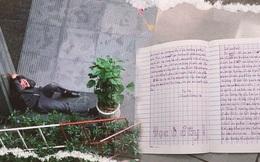 """Giật mình với hình ảnh """"ngôi nhà cũ"""" trong bức thư để lại của bé gái nhảy lầu vì bố mẹ ly hôn"""