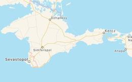 """Ukraine """"giận tím mặt"""" khi Apple đánh dấu Crimea thuộc Nga trên bản đồ"""