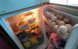 Cay mắt chiếc tủ lạnh sinh viên đầu tháng: Mẹ gửi lên cả đống đồ, nhà có bao nhiêu đồ ngon dành hết cho đứa con trên thành phố