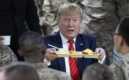 Công tác bảo mật tuyệt đối trong chuyến thăm Afghanistan của Tổng thống Trump