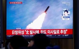 Liên tiếp tung đòn khiêu khích bất thường, Triều Tiên đang tuyệt vọng?