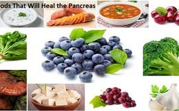 Thực phẩm tốt cho tuyến tụy
