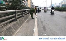 Đối tượng gây tai nạn làm chết cháu bé tại đường Bưởi đã ra đầu thú