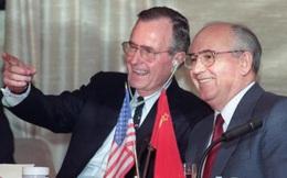 Ông Gorbachev nói về 'mối quan hệ ở mức tồi tệ' giữa Mỹ-Nga