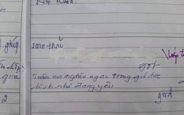 Nữ sinh nghêu ngao hát trong giờ học bị ghi sổ đầu bài, nhưng lời tiên đoán của thầy giáo bộ môn mới khiến ai nấy phì cười