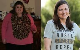 Từng nặng đến 190 kg, người phụ nữ quyết tâm làm lại cuộc đời, lột xác ngoạn mục sau khi tống khứ 118 kg mỡ thừa