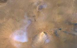 Tại sao Sao Hỏa không còn nước? Những tháp bụi khổng lồ trên hành tinh có thể ẩn chứa câu trả lời