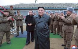 Triều Tiên thúc ép Mỹ chọn 'quà Giáng sinh'