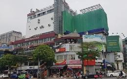 """Trung tâm thương mại giữa Hà Nội làm """"chuồng cọp"""" khủng không phép"""
