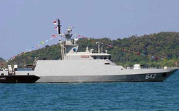 Hải quân Philippines dự định mua tàu tên lửa tấn công của Israel