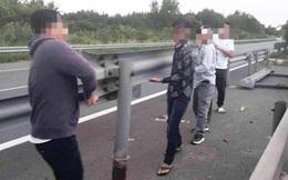 Bao nhiêu tài xế bị triệu tập vì tháo dải phân cách cao tốc Long Thành?