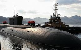 Tổng thống Vladimir Putin khẳng định tham vọng hải quân của Nga