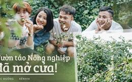 Khám phá vườn táo của trường Đại học rộng nhất Việt Nam, chỉ mất 15k là ăn tẹt ga lại còn được đống ảnh sống ảo