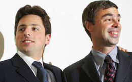 Sergey Brin và Larry Page, hai nhà sáng lập huyền thoại của Google, từ bỏ chức vụ tại Alphabet