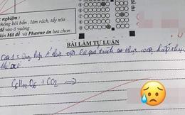 Học sinh để trống bài thi, cô giáo không quát mắng mà thả nhẹ 1 câu động viên, ai đọc cũng sụt sùi