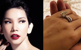 Bất ngờ đeo nhẫn kim cương khủng ở vị trí đặc biệt, nắm tay người giấu mặt, Xuân Lan sắp lên xe hoa lần 2?