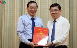 TPHCM bổ nhiệm cán bộ thay thế ông Lê Tấn Hùng vừa bị bắt