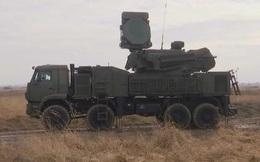 Xem Nga giúp quân đội Syria đưa hệ thống Pantsir-S1 tới sát biên giới Thổ Nhĩ Kỳ