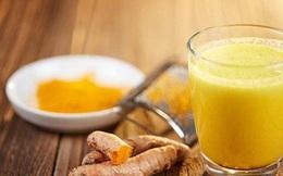 Mỗi sáng mùa đông chỉ cần chăm chỉ uống một ly sữa nghệ, cơ thể bạn sẽ nhận được những lợi ích siêu tuyệt vời