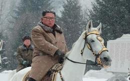 Chủ tịch Kim khó chịu khi lại bị Tổng thống Trump gọi là 'Ngài tên lửa'
