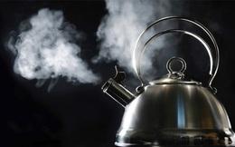 1001 thắc mắc: Vì sao hơi nước gây bỏng nặng hơn nước sôi?