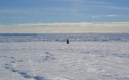 Não các nhà khoa học 'co' lại sau chuyến thám hiểm Nam Cực