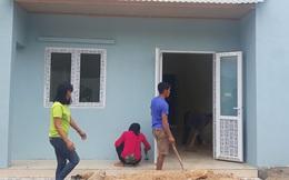 Người dân vùng lũ Sa Ná đã có nhà mới