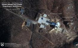 Khả năng Triều Tiên khôi phục bãi thử động cơ Sohae