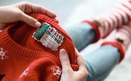 Áo len Giáng sinh là thủ phạm gây ra ô nhiễm đại dương
