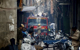 Cháy kinh hoàng nhà máy túi xách, 43 người tử vong