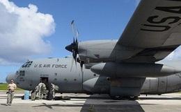 Mỹ đưa máy bay ném bom tới Biển Đông thực hiện tự do hàng hải
