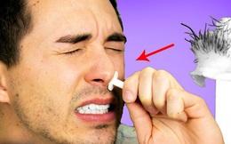 Người Nhật và cơn ám ảnh về... lông mũi: Là đàn ông đích thực, lông mũi phải cắt mỗi tuần