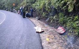 Truy tìm xe tông chết cán bộ quản lý bảo vệ rừng rồi bỏ trốn