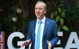 Đại sứ Anh nói 'ấn tượng với sự phát triển của du lịch Việt Nam' bằng tiếng Việt