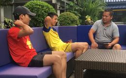 """Tiền vệ U22 Việt Nam thích thú khi xem """"chú chó tiên tri"""" Nhật Bản dự đoán tỷ số trận chung kết SEA Games 30"""