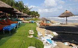 Rót gần 40 tỷ đồng chống xói lở khẩn cấp bờ biển Hội An