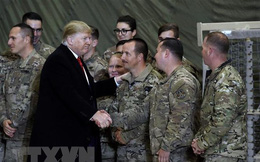 Mỹ cố tình tô hồng tài liệu mật về cuộc chiến tại Afghanistan