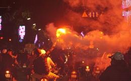 Huy động hàng nghìn cảnh sát chống đua xe sau trận Việt Nam - Indonesia