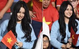 Tìm ra info gái xinh xuất hiện trên khán đài chung kết Việt Nam - Indonesia tại SEA Games 30