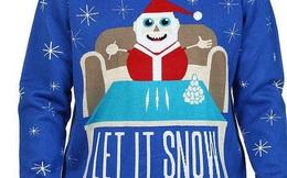 Walmart xin lỗi khách hàng vì bán áo len in hình ông già Noel đang sử dụng ma túy