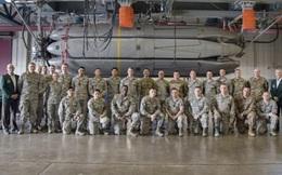 Mỹ hoàn tất công tác loại biên tên lửa hành trình AGM-86