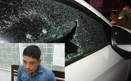Chân tướng kẻ đập kính hàng loạt xế hộp trộm tiền ở Đà Nẵng