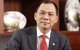 Ông Phạm Nhật Vượng bất ngờ rời khỏi Top 200 người giàu nhất hành tinh