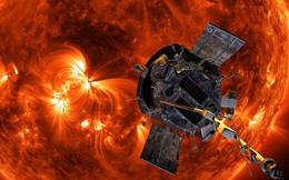 Tàu thăm dò NASA tiến gần Mặt trời, gửi về thông tin vô giá